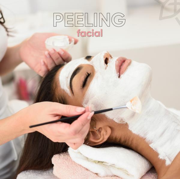 Peeling facial en Granada