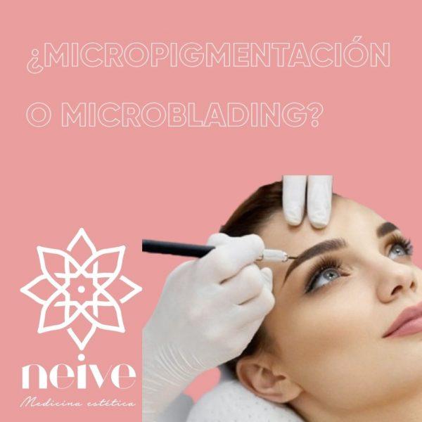 descubre las diferencias entre micropigmentacion o microblading